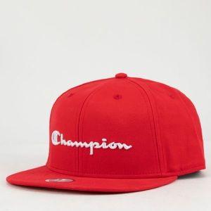 NWT Men's Champion BB Script Snapback Hat